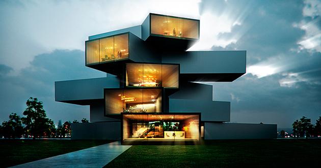 Avec qui devriez vous dessiner les plans d 39 une maison - Maison ideale ...